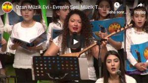 Ozan Müzik Evi – Evrenin Sesi Müzik Topluluğu – Potpori // Kültür Müzikfestivali 2015
